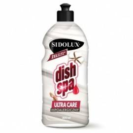 SIDOLUX DISH SPA PŁYN DO NACZYŃ ULTRA CARE HIPOALERGICZNY 500ML