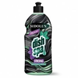 SIDOLUX DISH SPA STRONG PŁYN DO NACZYŃ BAZYLIA I MIĘTA 500ML