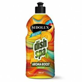 SIDOLUX DISH SPA PŁYN DO NACZYŃ AROMA BOOST MELON 500ML