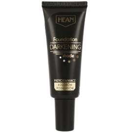 HEAN FOUNDATION DARKENING SHADE BROWN