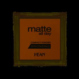 HEAN PUDER MATTE ALL DAY 506 MAT. BRONZER