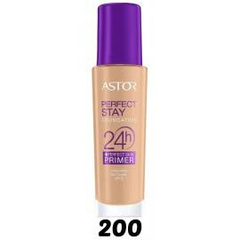 ASTOR PERFECT STAY PODKŁAD + PERFECT SKIN PRIMER 200 NUDE 30ML