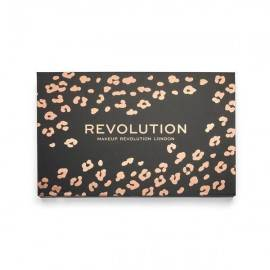 MAKEUP REVOLUTION ZESTAW LIP REVOLUTION NUDES