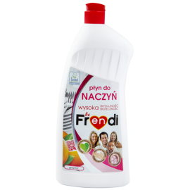BE FRENDI PŁYN DO NACZYŃ GREJFRUT 1L