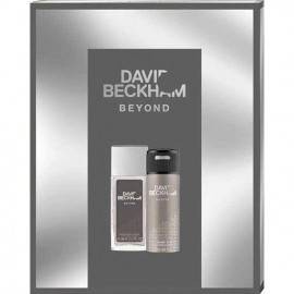 DAVID BECKHAM ZESTAW BEYOND DEZODORANT PERFUMOWANY 75ML + DEZODORANT 150ML