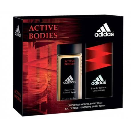 ADIDAS ZEST.19 ACT.BODIES EDT100+DNS75