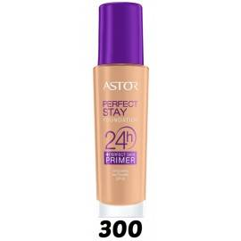 ASTOR PERFECT STAY PODKŁAD + PERFECT SKIN PRIMER 300 BEIGE 30ML