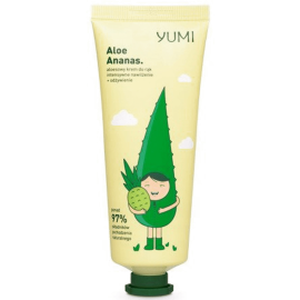 YUMI KREM DO RĄK 75ML ALOES ANANAS