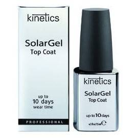 KINETICS TOP SOLARNY  SOLARGEL TOP COAT 15ML
