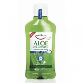 EQUILIBRA  ALOE PŁYN DO PŁUKANIA UST TRIPLE ACTION 500ML