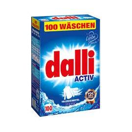 DALLI PROSZEK DO PRANIA 6,5KG ACTIV 100P