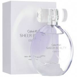CALVIN KLEIN SHEER BEAUTY ESSENCE WODA TOALETOWA 50ML