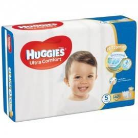 HUGGIES 42SZT ULTRA COMFORT JUMBO 5 (12-22KG)
