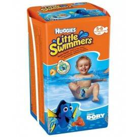HUGGIES PIEL.A.11 5-6 LITTLE SWIMMERS