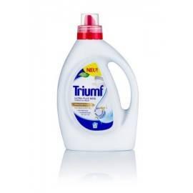 TRIUMF WHITE SKONCENTROWANY PŁYN DO PRANIA 1L (20 PRAŃ)