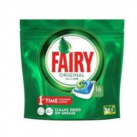 FAIRY ALL IN 1 ORIGINAL KAPSUŁKI DO ZMYWARKI 16SZT