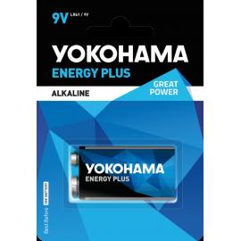 YOKOHA BAT.ALK.ENER.PLUS 9V 6LF22  A1