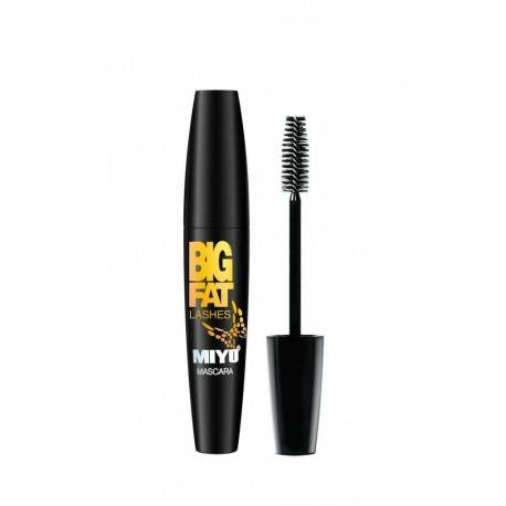 MIYO MASCARA  BIG FAT BROWN