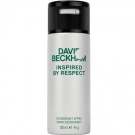 DAVID BECKHAM INSPIRED BY RESPECT DEO 150ML