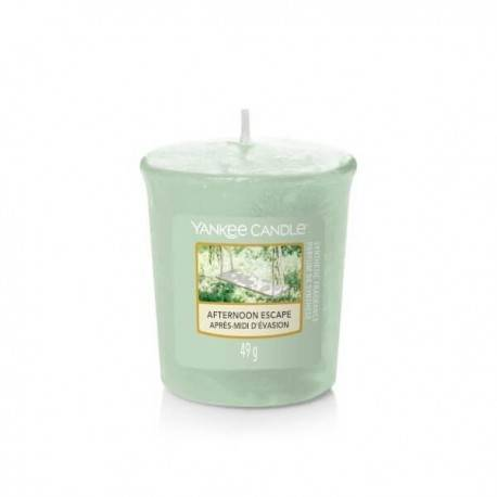 YANKEE CANDLE VOTIVE AFTERNOON ESCAPE 49G