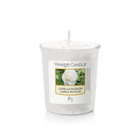 YANKEE CANDLE VOTIVE CAMELIA BLOSSOM 49G