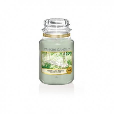 YANKEE CANDLE ŚWIECA  AFTERNOON ESCAPE 623G