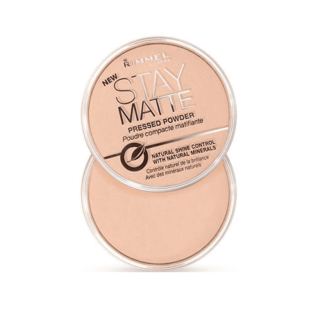 RIMMEL PUDER STAY MATTE NEW 002