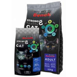 SUPER BENEK KARMA STRONG & HEALTHY CAT-ADULT 250G