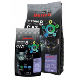 SUPER BENEK KARMA STRONG & HEALTHY ANTIHAIRBALL 250G