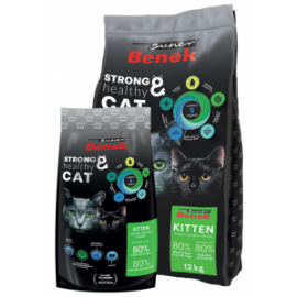 SUPER BENEK KARMA STRONG & HEALTHY KITTEN 250G