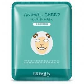 BIOAQUA MASKA PŁ ACHTA ANIMAL SHEE