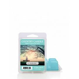 COUNTRY CANDLE WOSK ZAPACHOWY  SUMMERSET 64G