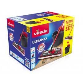 VILEDA ZESTAW ULTRA MAX BOX + WIADRO + WYCISKACZ