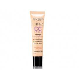 BOURJOIS 123 PERFECT CC CREAM PODKŁAD 32 LIGHT BEIGE 30ML