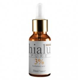 NATUR PLANET SERUM KWAS HIALURONOWY PURE 3% 30ML