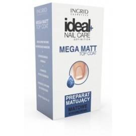 INGRIDIDEAL NAIL CARE 7ML MEGA MATT