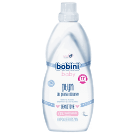 BOBINI BABY PŁYN DO PRANIA SENSITIVE HIPOALERGICZNY 1,4L
