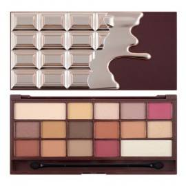 MAKEUP REVOLUTION PALETA CIENI CHOCOLATE ELIXIR