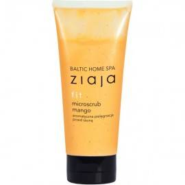ZIAJA  BALTIC MICROSCRUB SAUNA 190ML