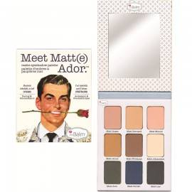 THE BALM  MEET MATT(E) ADOR PALETA CIENI