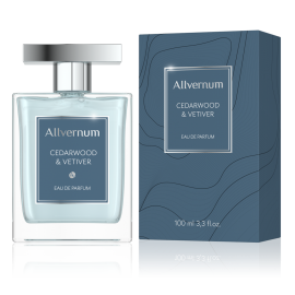 ALLVERNUM M. CEDARWOOD&VETIVER EDP 100ML