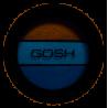 GOSH TRIO ZESTAW 3 CIENI DO POWIEK 004