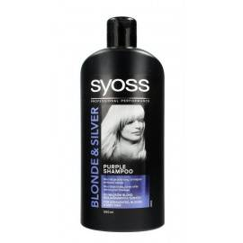 SYOSS SZAMP.BLOND&SILVER 500ML