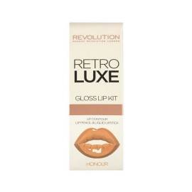 REVOLUTION RETRO LUXE KITS GLOSS HONOUR