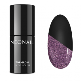 NEONAIL TOP GLOW SPARKLING 7,2ML