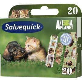 SALVEQUICK PLASTRY OPATRUNKOWE  ANIMAL A'20