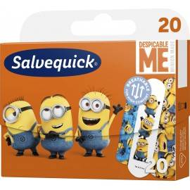 SALVEQUICK PLASTRY OPATRUNKOWE MINION A'20
