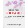 JOKABOX BY GOSH&LUMENE LIMITED EDITION