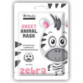 MUJU MASKA ANIMAL ZEBRA