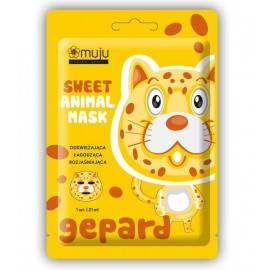 MUJU MASKA ANIMAL GEPARD